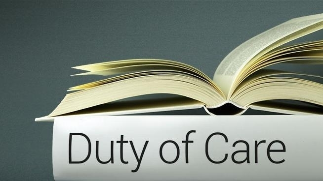 DUTY OF CARE SERVICES -    ..